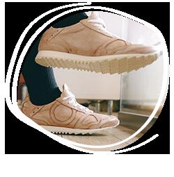 sneakers-handmade