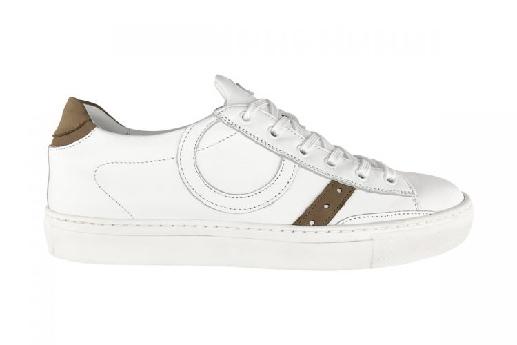 sneakers bassa uomo donna snatch white