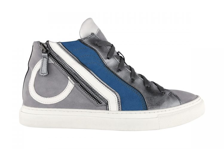 sneakers alta mid blue